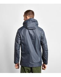 Nike - Gray Nsw Hooded Jacket for Men - Lyst