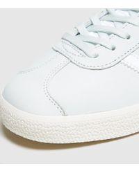 Adidas Originals - White Gazelle Women's - Lyst