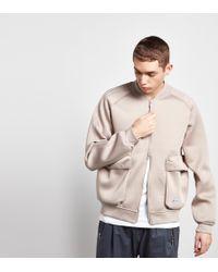 Adidas Originals | Gray Bldr Track Top for Men | Lyst