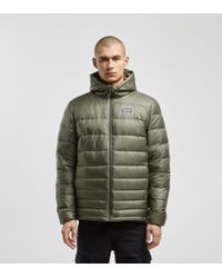 5fdf294baa6cd Patagonia Hi-loft Down Sweater Hoody Jacket in Green for Men - Lyst