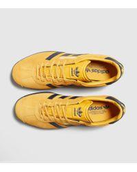 Adidas Originals - Yellow Gazelle Super for Men - Lyst