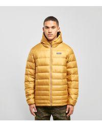 9b9ff567e8f35 Patagonia Hi-loft Down Sweater Hoody Jacket in Brown for Men - Lyst