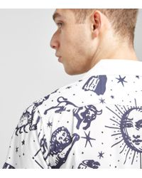 Huf - White Zodiac Shirt for Men - Lyst