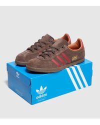 Adidas Originals - Brown Trimm Star - Size? Exclusive - Lyst