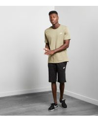 Nike - Green Past Futura T-shirt for Men - Lyst