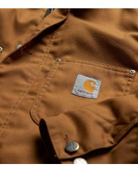 Carhartt WIP - Brown Phoenix Coat for Men - Lyst