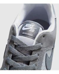 Nike - Gray Delta Force Vulcanised for Men - Lyst