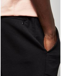 size? | Black ? Essentials Fleece Shorts for Men | Lyst