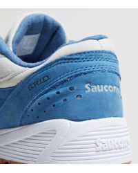 Saucony - Blue Grid 8000 for Men - Lyst