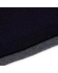 Comme des Garçons - Blue Fully Fashioned Gauge 14 Knitwear for Men - Lyst