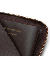 Comme des Garçons - Multicolor Classic Zip Wallet M - Lyst