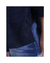Pepe Jeans - Pl502610 T-shirt Women Blue Women's Sweater In Blue - Lyst