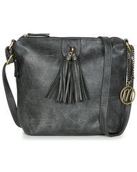 Moony Mood - Gray Sandra Women's Shoulder Bag In Grey for Men - Lyst