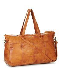 Pieces - Nadeen Women's Shoulder Bag In Brown - Lyst