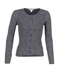 Esprit | Roma Nita Women's Cardigans In Blue | Lyst