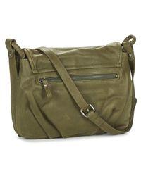Nat Et Nin - Jen Women's Shoulder Bag In Green - Lyst