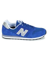 New Balance - Ml374 Men's Shoes (trainers) In Blue for Men - Lyst