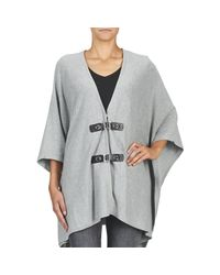 MICHAEL Michael Kors - Gray Andve Women's Cardigans In Grey - Lyst