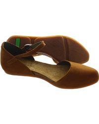 El Naturalista - Nd54 Women's Shoes (pumps / Ballerinas) In Brown - Lyst