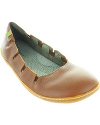 El Naturalista | El Viajero Women's Shoes (pumps / Ballerinas) In Brown | Lyst