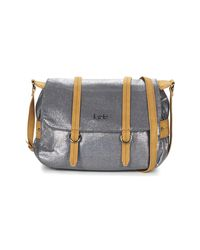 Les P'tites Bombes | Metallic Gloumoune Women's Shoulder Bag In Silver | Lyst