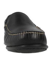 Fluchos - Tornado 8682 Men's Loafers / Casual Shoes In Black for Men - Lyst
