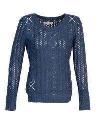 Roxy - Bristol Bay Women's Sweater In Blue - Lyst