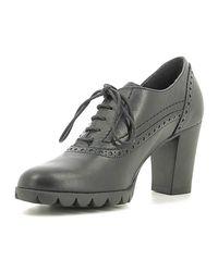The Flexx - A701/19 Lace-up Heels Women Women's Smart / Formal Shoes In Black - Lyst
