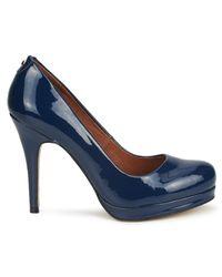 Moda In Pelle - Calleen Women's Court Shoes In Blue - Lyst