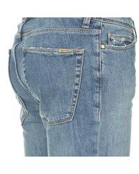 Acquaverde - Nikky Women's Skinny Jeans In Blue - Lyst