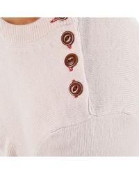 Aigle - Natural Headstarter Men's Sweater In Beige for Men - Lyst