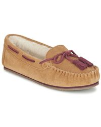 Clarks | Eskimo Kiki Women's Loafers / Casual Shoes In Brown | Lyst