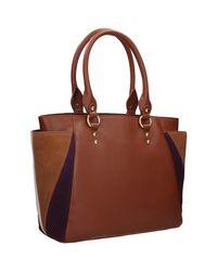 Guess - Hwbosu L8123 Shopping Bag Women's Shopper Bag In Brown - Lyst
