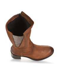 Dream in Green - Hufro Women's High Boots In Brown - Lyst