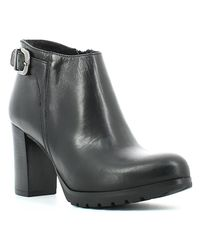 Keys - 8146 Ankle Boots Women Black Women's Mid Boots In Black - Lyst