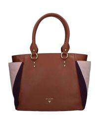 Guess Hwbosu L8123 Shopping Bag Women's Shopper Bag In Brown