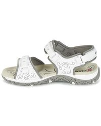 Allrounder By Mephisto - Lagoona Women's Sandals In White - Lyst