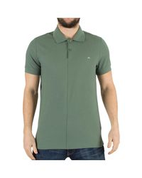 J.Lindeberg - Men's Rubi Slim Fit Logo Polo Shirt, Green Men's Polo Shirt In Green for Men - Lyst