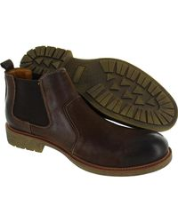 Chatham - Logan Men's Mid Boots In Brown for Men - Lyst
