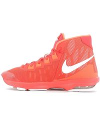 Nike - 845081 Sport Shoes Women Women's Shoes (high-top Trainers) In Red - Lyst