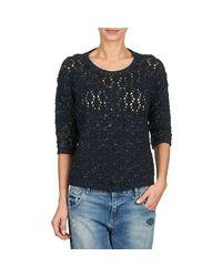 Betty London - Clem Women's Sweater In Blue - Lyst