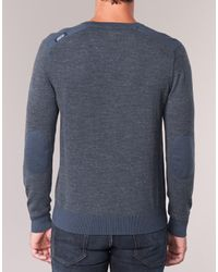 Oxbow - Gray Palangri Men's Sweater In Grey for Men - Lyst