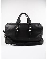 Prada - Black Vitello Bag for Men - Lyst