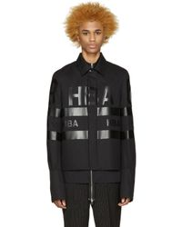 Hood By Air - Black Twill 69 Jacket for Men - Lyst