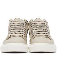 ETQ Amsterdam - Gray Grey Mid 2 Sneakers for Men - Lyst