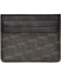 Pierre Hardy - Black Perspective Cube Card Holder - Lyst