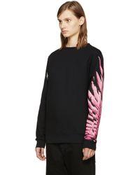 Marcelo Burlon - Multicolor Ssense Exclusive Lonquimay Sweatshirt - Lyst
