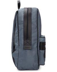 Maison Margiela - Blue Nylon Backpack for Men - Lyst