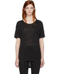 BLK DNM - Black 13 T-shirt - Lyst