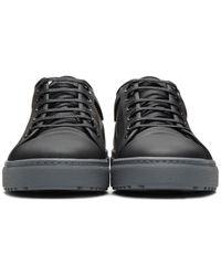 ETQ Amsterdam - Black Low 1 Sneakers for Men - Lyst